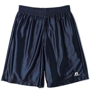 NWOT Russell Athletic Boys Dazzle Shorts Dark Navy